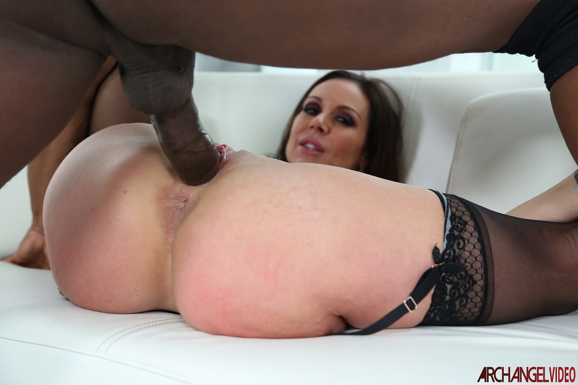 Lori Lust Interracial Anal