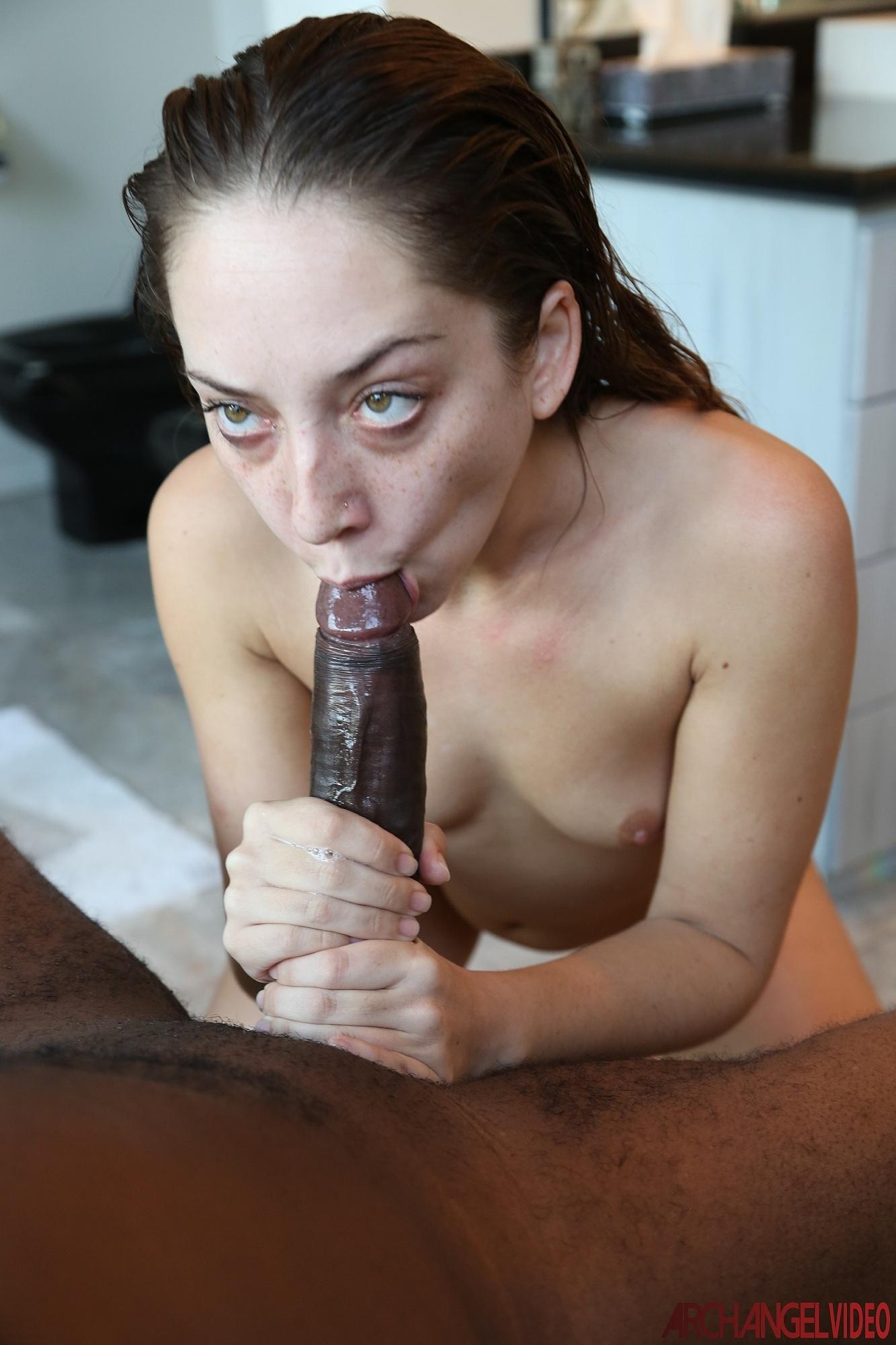 Remy lacroix black cock